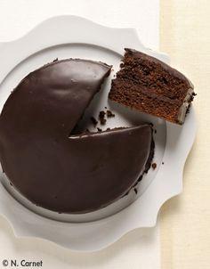 Gâteau au chocolat pour 6 personnes - Recettes Elle à Table - Elle à Table