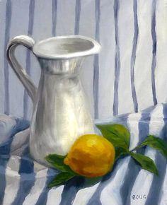 Lemon stil life