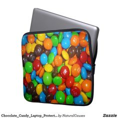 #chocolate #candy 13 inch #laptopsleeve