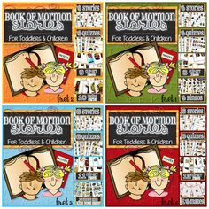 Complete Book of Mormon Stories (For Toddlers and Children) - INSTANT DOWNLOAD $19.99