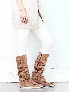 Free People Monarch Mocc Boot