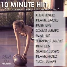 Create Your Own HIIT