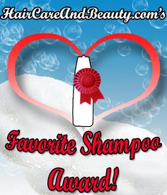 What's your favorite shampoo? Tell me in a comment, and I just might sent you a free bottle ;)
