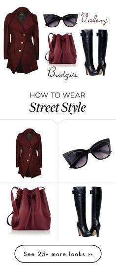 """street style"" by bridgite on Polyvore"