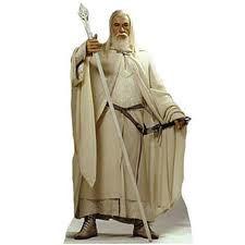 gandalf the white costume - Google Search