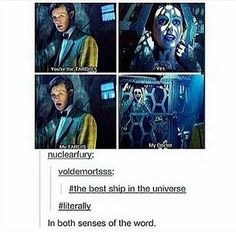 The best ship in the universe... literally... in both senses of the word ☺♥♥