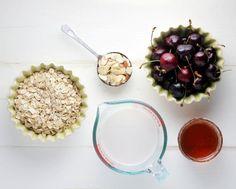 5-Ingredient Cherry-Almond Breakfast Recipes