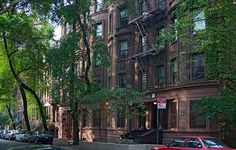 The Upper West Side. I WILL live in one of those brownstones one day.