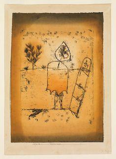 Paul Klee | Winter Journey 1921 | The Met not on view