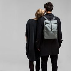 Vanook Backpack Oyster-Stone