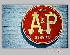 vintage store signs - Google Search