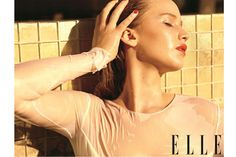 Jennifer Lawrence sizzles in ELLE's December 2012 issue