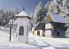 Slovakia, Jahodnícke háje - Museum of the Slovak Village