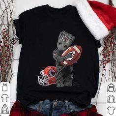 a4544d731 Baby Groot hug Kansas City Chiefs shirt Kansas City Chiefs Shirts