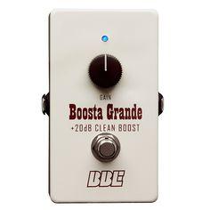BBE Boosta Grande Guitar Effects Pedal