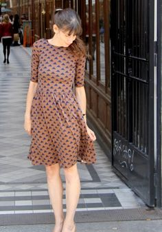 Moneta Dress | Supply | Patterns | Kollabora