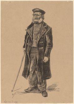 Orphan Man, Standing - Image