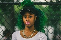 Street Style: The Flyest Looks At Afropunk 2015 (Part 2) | Fashion Magazine | News. Fashion. Beauty. Music. | oystermag.com