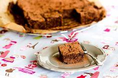 Zucchini-Brownies oder Zucchini-Muffins - sehr variables Rezept - auf Wunsch glutenfrei, fructosearm, zuckerfrei, ohne Soja und vegan