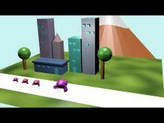 Animación 1 - Susanas en la ciudad