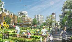 'AGRIHOODS' Provide Suburban Living Built Around Community Farms – Not Golf Courses via @worldtruthtv