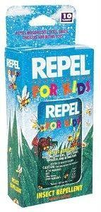 Repel Camp Lotion For Families 10% Deet 4 oz. by Repel. $8.49. This odorless  non-greasy lotion contains 10% DEET and repels mosquitoes  ticks  gnats  chiggers  and biting flies. It s ideal for scouts and summer camps of all kinds.Camp lotion for kids contains a gentle 10% Deet  the most under current recommendations Sun and bug lotion combines SPF 15 sunblock with 10% Deet insect repellent 4 fl. oz.