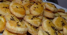 Czech Recipes, Appetisers, Christmas Baking, Ham, Biscuits, Muffin, Food And Drink, Pizza, Bread