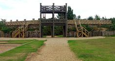 Our trip to Lunt Fort!