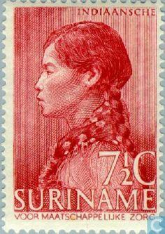 1940 Suriname - Leprosy