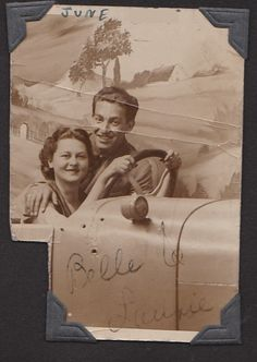 Belle and Larry, 1937