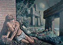 Peter Howson - Wikipedia, the free encyclopedia