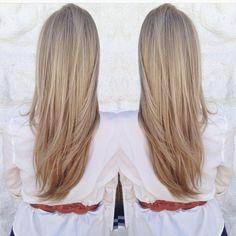 Aveda blonde