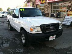 2008 Ford Ranger XL| $6900 | Prime Auto Sales - Omaha, NE | (402) 715-4222 #ford #builtfordtough #truck #4x4 #americanmade #auto #omaha #primeauto