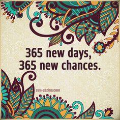 2015 está aí!!! será um ano de novas chances, oportunidades e coisas boas acontecerão!!!