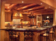 How To Make A Great Look Of The Wood Ceiling Designs : Dark Wood Ceiling Designs