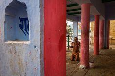 Pranayama, Varanasi