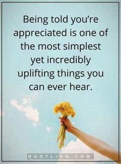 26 Appreciation Quotes