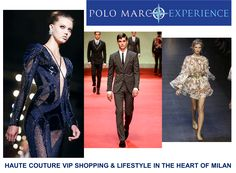 VIP Shopping Experience in Milan - POLO MARCO EXPERIENCE - Find ...