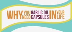 Garlic – The Underdog Of Health Food Garlic Pills, The Underdogs, Oil, Health, Salud, Health Care, Healthy, Butter
