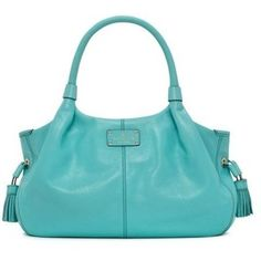 My Style / Kate Spade turquoise purse - Polyvore