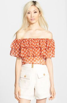 Sister Jane 'Maia' Off the Shoulder Top available at #Nordstrom