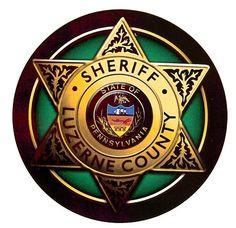 Luzerne county Sheriff PA