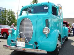 '41 FORD COE
