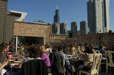 The 10 Best Rooftop Bars in Chicago: 2014 Edition -- ok, come on warm weather, i want to check these out!