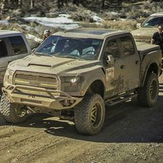 Ford F150 Raptor build