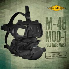 Kirby Morgan® MOD-1 Full Face Mask  #surfacesupplied #scuba #DiveKirbyMorgan