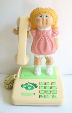 Cabbage Patch Kids Phone http://www.discoverlakelanier.com