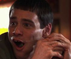 """Things You Never Knew About Dumb and Dumber: Jim Carrey had gallstone surgery while filming """"Dumb and Dumber."""" His operation caused filming to shut down for..."""