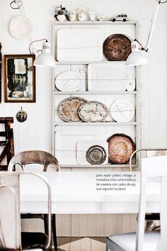 Muitos estilos, uma casa só. Veja: https://casadevalentina.com.br/blog/detalhes/muitos-estilos,-uma-casa-so-2791 #decor #decoracao #interior #design #casa #home #house #idea #ideia #detalhes #details #style #estilo #casadevalentina