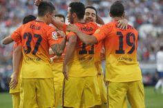 Zaragoza 0 – 3 Barcelona | Hora Punta http://www.horapunta.com/noticia/6737/DEPORTES/Zaragoza-0--3-Barcelona.html